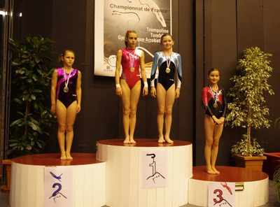 Championnat de france tsa 2011 clermont ferrand - Trampoline clermont ferrand ...