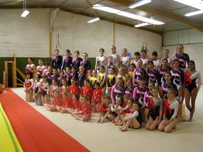 Résultats 2ème TOUR TOURNOI 01 GAF - samedi 16 Mai St André de Corcy