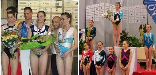 Championnats de France Individuel à OYONNAX, les 7,8 & 9 Mai 2010