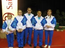 Championnat de France 2009 Divisions Nationales Tumbling