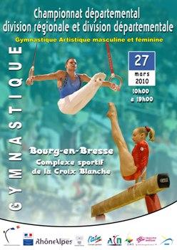 Championnat Départemental Divisions Départementales/Régionales - Bourg en Bresse - 27/28 Mars. Retrouvez les résultats dans la Zone de téléchargements