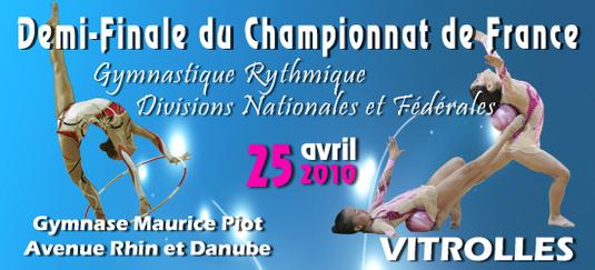 Compétition Zone Sud-Est GR DF/DN Vitrolles