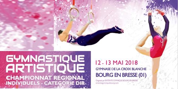 Championnat régional individuels catégorie DIR