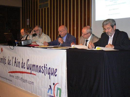 Assemblée générale Comité de l'Ain
