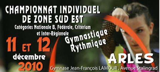 1/2 Finale Zone Sud-Est GR Résultats