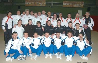Coupe de France 1/4 de finale à Oyonnax