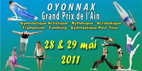 Grand Prix de l'Ain 2011 : Les palmarès