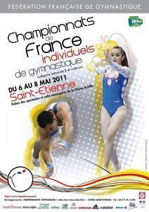 Championnat de France Individuels GAM GAF Saint Etienne