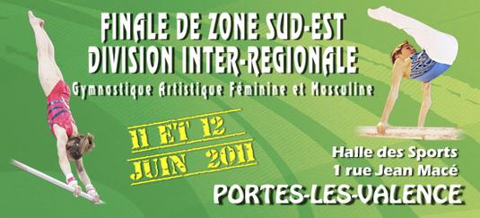 DIR Zone GAM GAF à Porte les Valence les 11 et 12 juin 2011
