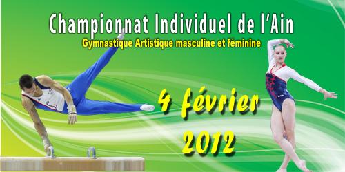 Sélections individuelles GAF GAM de La Boisse: Les résultats, les photos