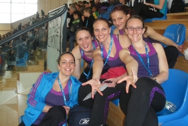 Championnat de France Aérobic- Arques