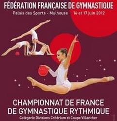 Championnat de France de Divisions Critérium & Coupe Villancher Junior GR - 16 et 17 juin à Mulhouse - Les résultats