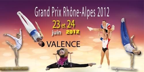 Grand Prix Rhône-Alpes - Valence les 23/24 juin