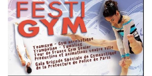 FESTIGYM National à Niort du 18 au 20 mai