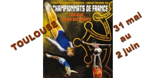 Finale Tr TU GAc en fédéral, national et Trophée GAc: Toulouse