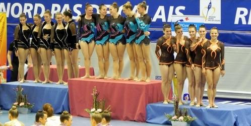 Finale Nationale Division Critérium GR - 08 et 09 Juin - Valenciennes - Résultats