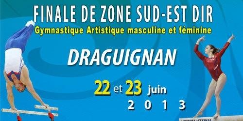 Zone Sud-Est - DIR GAM-GAF- 22 et 23 Juin - Draguignan - Résultats
