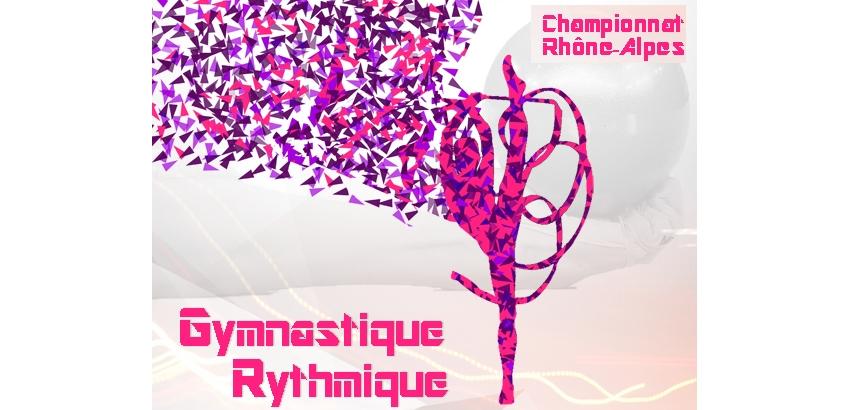 Championnat régional individuel GR à Bourgoin Jallieu Résultats
