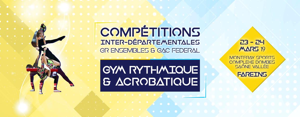 GAC et GR interdépartementales à Fareins les 23 & 24 mars