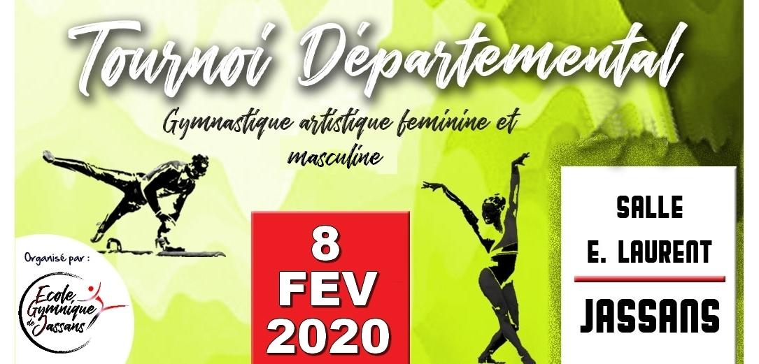 Tournoi 1 GAF GAM à Jassans: Les résultats