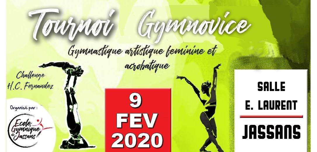 Gymnovice GAC et GAF à Jassans: Les résultats