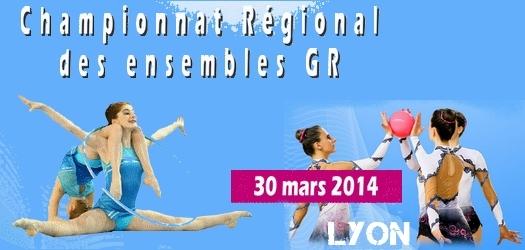 Championnat Régional Ensembles DF/DN LYON 30 MARS - Résultats