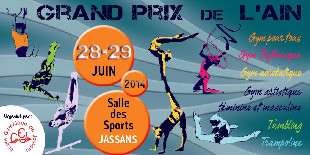 Grand Prix de l'Ain à Jassans les 28 & 29 Juin. Les résultats