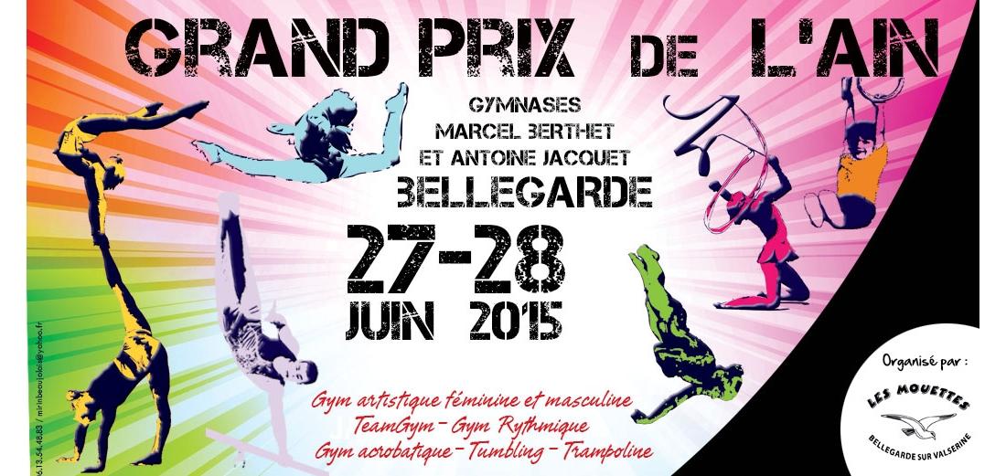 Grand Prix de l'Ain de Bellegarde les 27 et 28 juin - RESULTATS