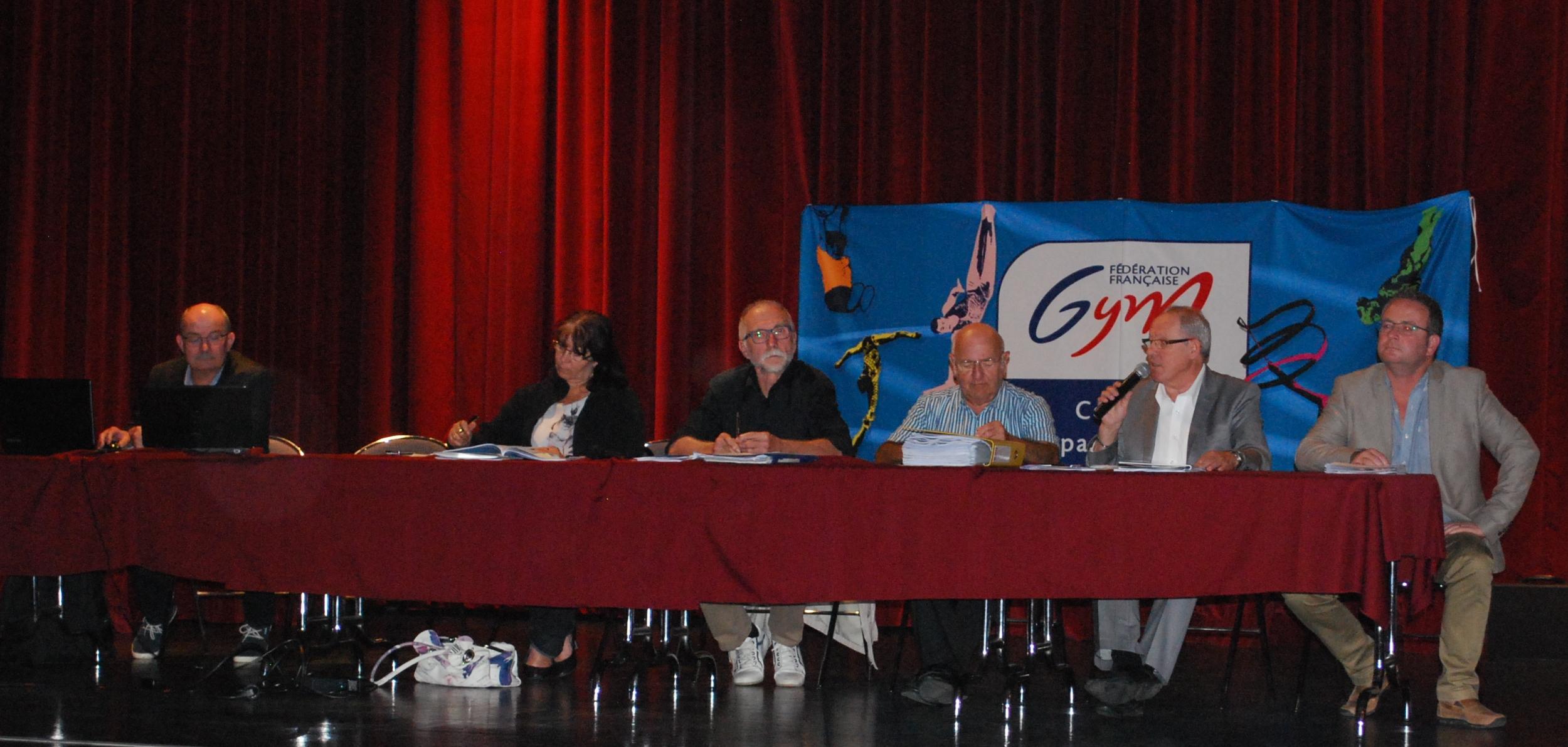 Assemblée générale et Colloque du Comité de l'Ain à Montluel