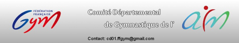 CD01-FFGYM Département de l'AIn